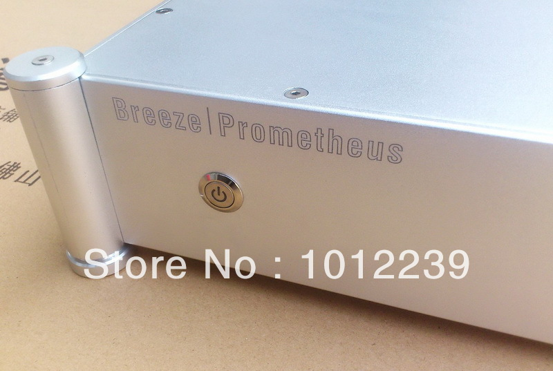 New aluminum amp chassis /home audio amplifier case size 430X330 X95mm hot sale gold preamp aluminum chassis with knob diy home audio amp chassis size 236 w x 166 high x 75 deep