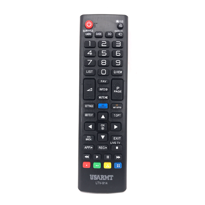 USARMT Brand New Replacement Remote Control LTV-914 Universal For <font><b>LG</b></font> AKB73715634 AKB73715679 <font><b>3D</b></font> Smart <font><b>TV</b></font> LN577S Fernbedienung image