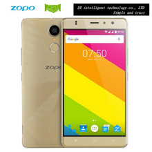 "Newest Zopo Hero 2 4G LTE MTK6737 Quad Core Mobile Cell <font><b>Phone</b></font> 5.5"" HD 1GB RAM 16GB ROM Android 6.0 8MP Dual SIm OTG Touch ID GPS"