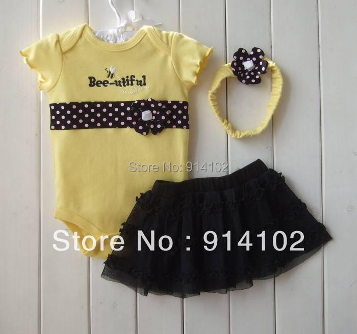 35c7716d7 Fashion Baby Girl Clothes Casual Summer Girls Clothing Sets 3Piece ...