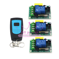 220 Volts 30A Mini One Way Wireless Remote Control Switch With 100 Meters 1 Key High