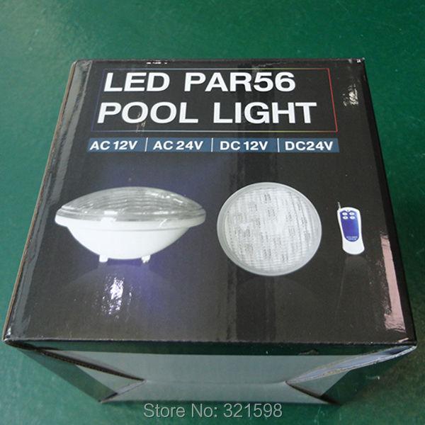 LED PAR56 pool light