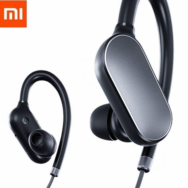 Original Xiaomi Mi Sport Bluetooth Headset Wireless Earbuds With Microphone Waterproof Bluetooth 4.1 Earphone for Xiaomi iPhone