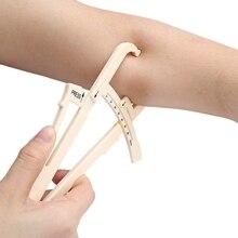 1 упаковка персональный фитнес-массажный суппорт для тела измерительный тестер