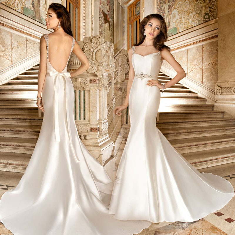 Shinning-Beading-Satin-Mermaid-Wedding-Dresses-2016-Elegant-Spaghetti-Straps-Backless-Wedding-Bridal-Gowns-Sweep-Train