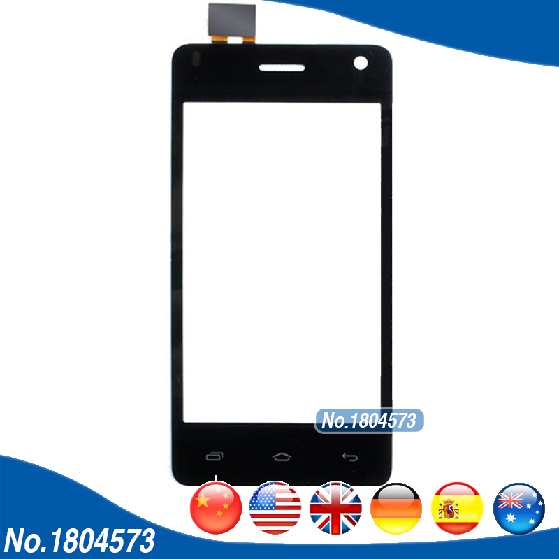 Touch Panel For Fly IQ4491 Quad Era Life 3 Touch Screen Digitizer Front Glass Len Replacement Parts 1PC/Lot