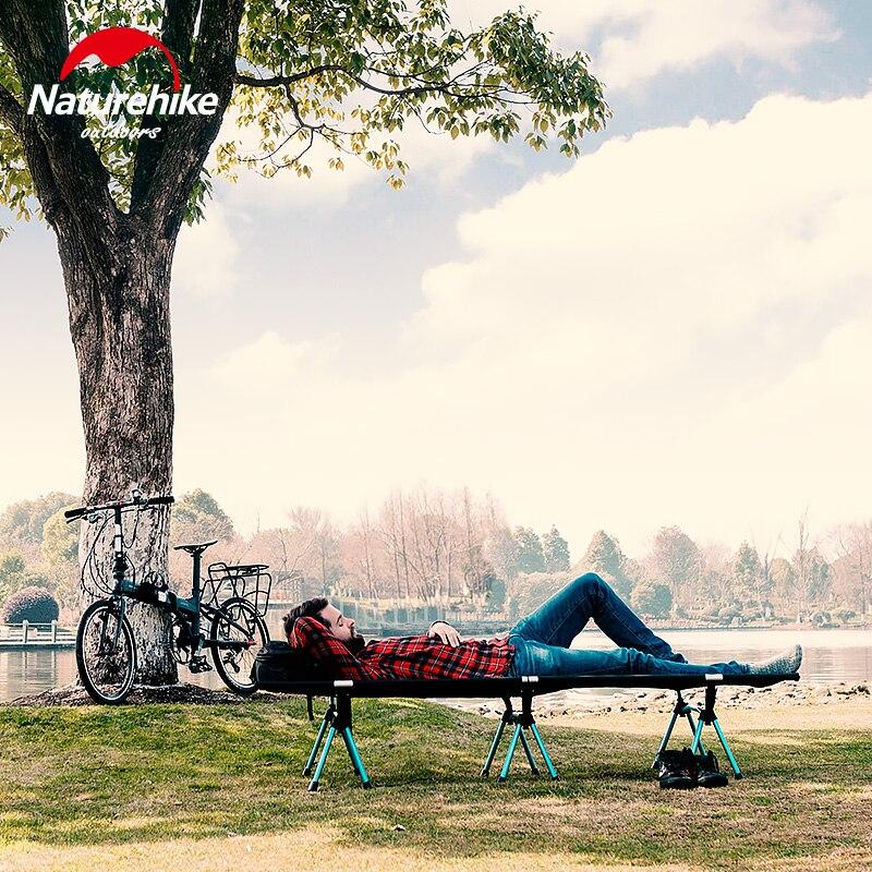 Naturehike 2018 nuevo Camping resistente cómodo carpa plegable ...