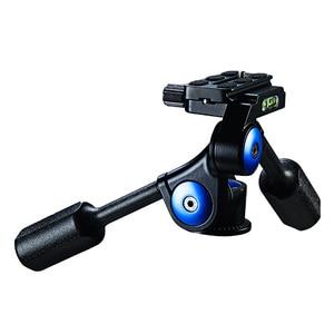 Image 5 - Manbily VH 60 Double Handle  Aluminum 3D Hydraulic Damping Tripod PTZ Panoramic Shooting  tripod head