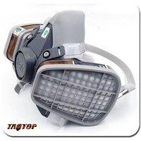 ITAATOP Wysokiej Jakości 6200 Spray Maska Respirator Gaz Protect Maska dla filmu druk transferowy wody