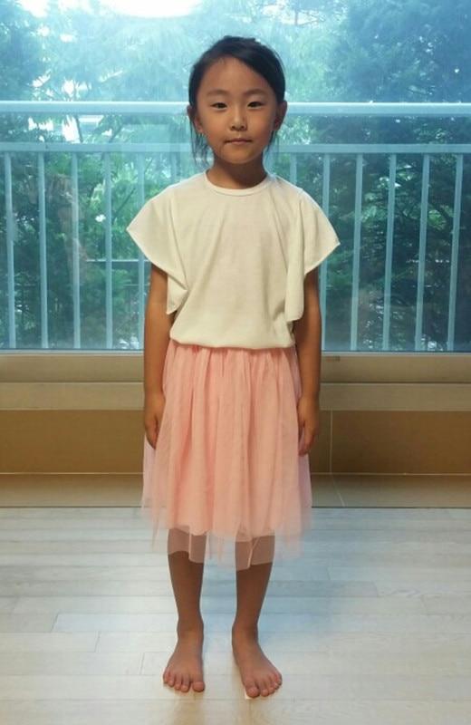 2018 Bahar Yay Uşaq Qızlar Ballerina Tutu Etek Uşaqlar Dolğun - Uşaq geyimləri - Fotoqrafiya 6