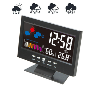 Weather Station Alarm Clock Hy
