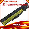 7800 mah 9 celdas de batería portátil 121500049 para lenovo g500 y485n series ideapad g580 y580 y480 z480 y580n