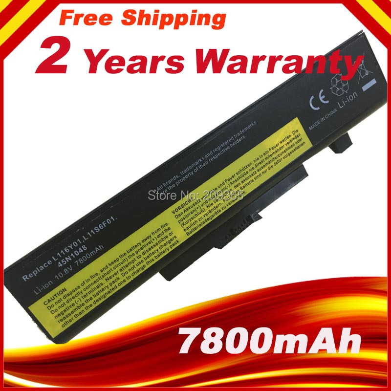 7800mAh 9CELLS LAPTOP BATTERY 121500049 FOR LENOVO G500 Y485N Series IdeaPad G580 Y580 Y480 Z480 Y580N lmdtk new 9 cells laptop battery 121500049 for lenovo g500 y485n series ideapad g580 y580 y480 z480 y580n