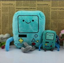 Adventure Time BMO Beemo Stuffed Animals Plush Toys Soft Doll For Baby 18 And 40cm 2