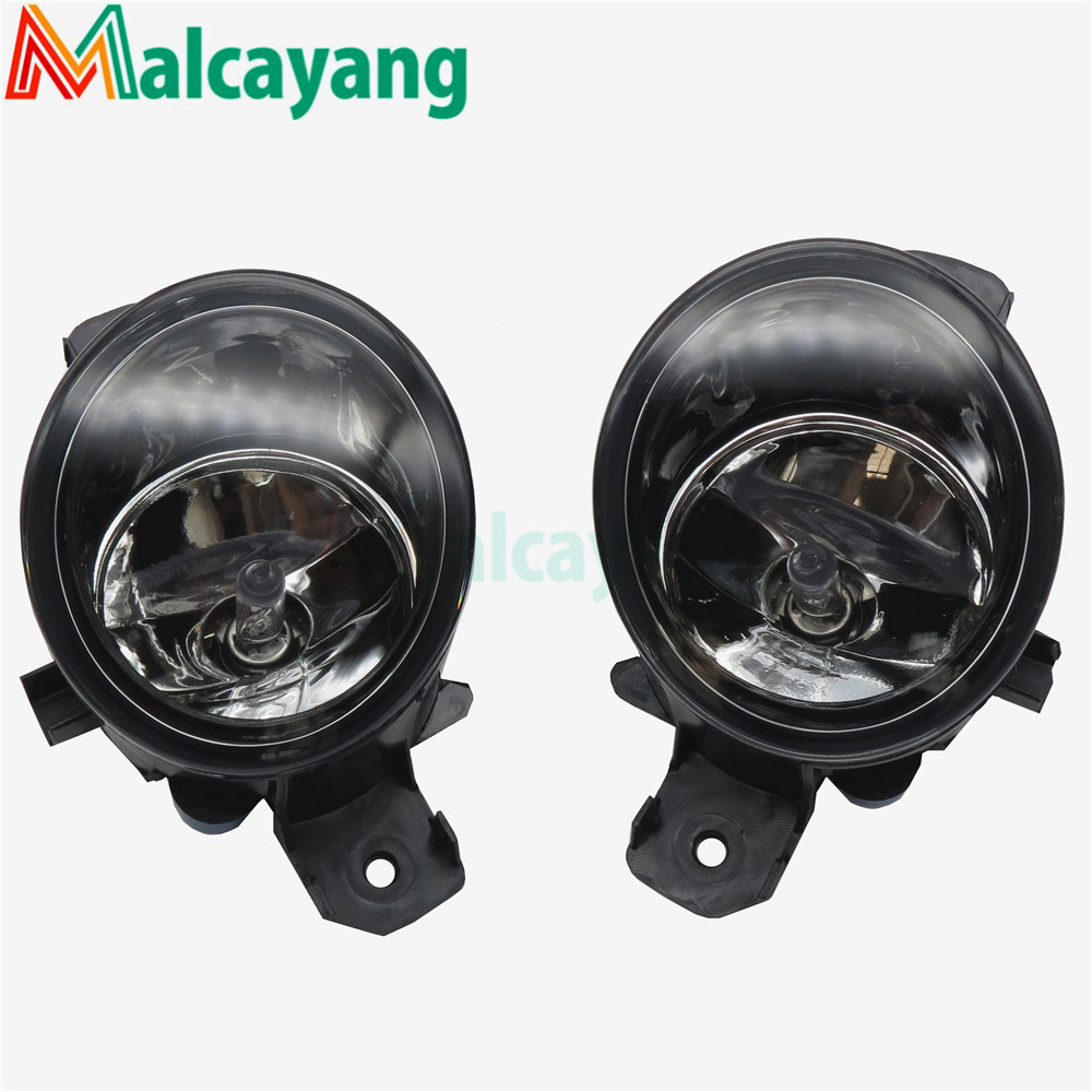 For Renault LAGUNA 2/II Grandtour (KG0/1_) Estate 2001-2015 Car styling Fog Lamps 55W halogen Lights 1SET for renault laguna 2 ii grandtour kg0 1