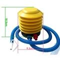 High Quality Foot Inflatable Pump Inflatable Small Air Pump Swimming Ring Small Tools for Inflatable Toy Ball