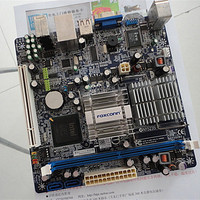 Free shipping for Foxconn 945S02D1 for Atom ATOM 17 * 17 POS machines Integrated CPU ITX N230 0H083H