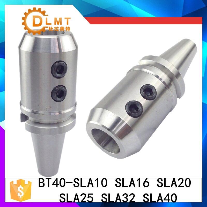 BT40 SLA10 SLA16 SLA18 SLA20 SLA25 SLA32 SLA40  100L Side Lock Type Clamping  shank tools U Drill Holder
