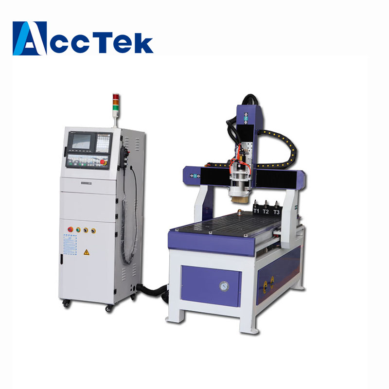 wood cnc router atc/woodworking machinery/china linear atc wood cnc router AKM6012C