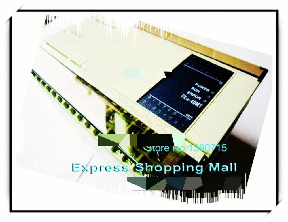 все цены на  New Original FX1N-40MT-D PLC AC85~264V Transistor Input  онлайн