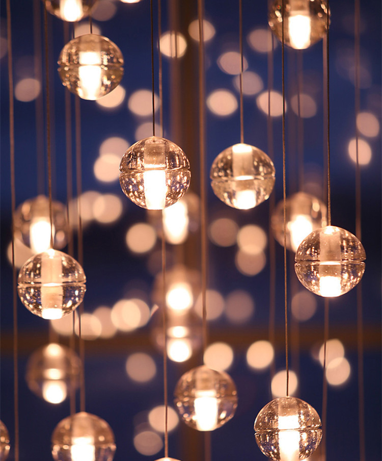 Dining Room Lights With Crystals
