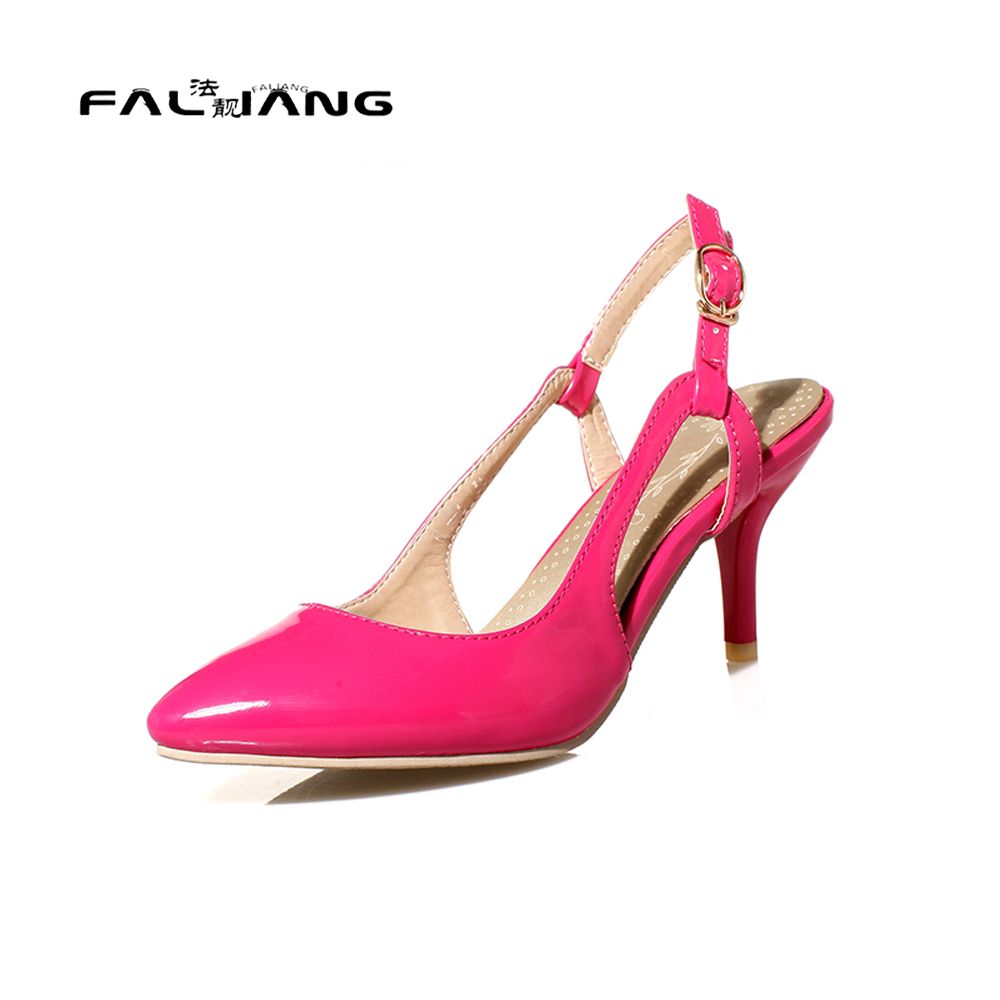 Womens sandals in size 12 - Big Size 11 12 13 14 15 16 Sweet Pointed Toe Shallow Buckle Casual Thin Heels Women S Shoes High Heels Sandals Woman For Women