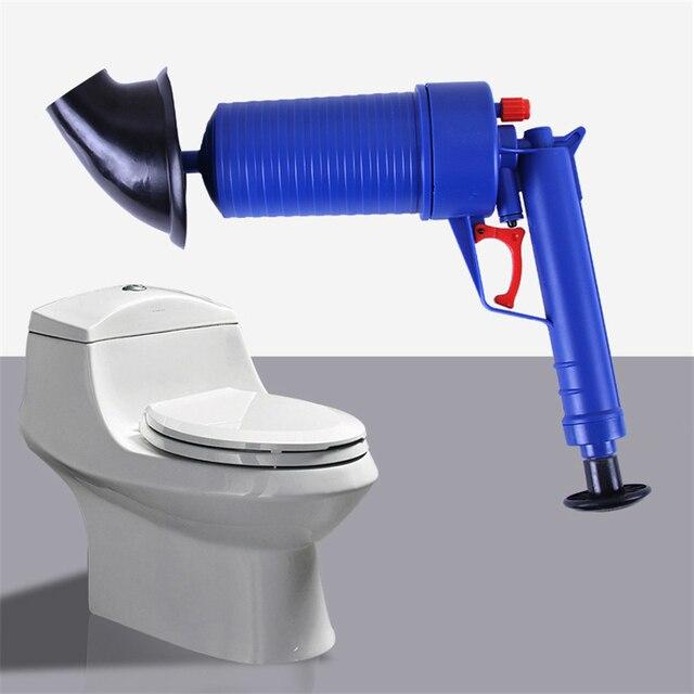 Grosse Grosse Toiletten Hochdruck Luftabfluss Blaster Reiniger
