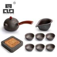 TANGPIN japanese ceramic teapot kettle teacup tea pot chinese kung fu tea set