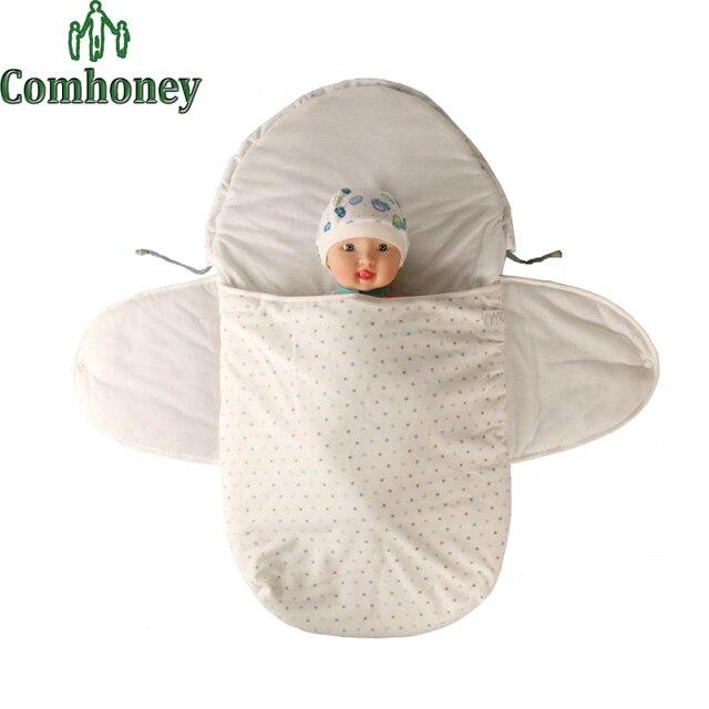 Baby Sleeping Bag for Newborns Infant Envelope Toddlers Blanket Swaddle Sleeping Bag for Stroller Cart Blanket Swaddle