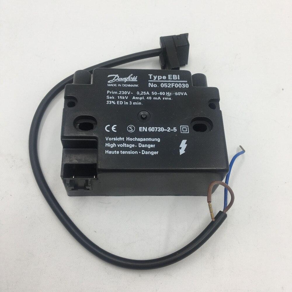 EBI 052F0030 Danfoss трансформатор зажигания для горелки Новый