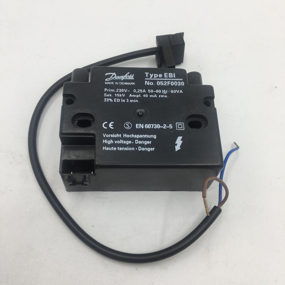 EBI 052F0030 Danfoss trasformatore di Accensione Per burner Nuovo