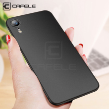 CAFELE original Case For iphone 7 cases Luxury Plating TPU silicone phone cover plus Business style soft case