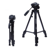 Yunteng VCT-590RM Professional Tripod Photography Kit for SLR Camera flexible Aluminium Camera Support tripod