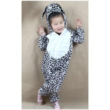 Cartoon Anima Cheetah Jumpsuit Halloween Children Animals Cosplay Costumes Clothing For Kids Boys Girls