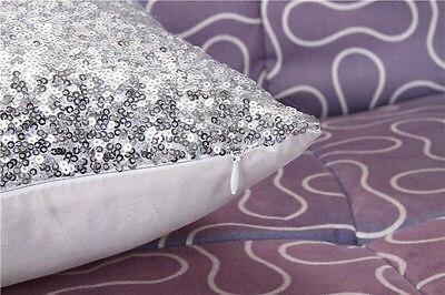 40x40 блеск Блёстки пыли диван Подушки Детские Домашний Декор мода Европы Домашний Текстиль