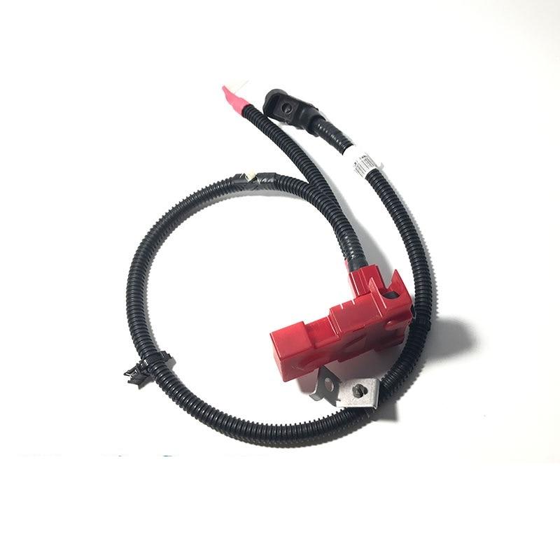 Câble positif de batterie assy. Kit pour chinois SAIC ROEWE 350 MG 1.3 1.5L Enigne Auto voiture moteur pièces 50017002