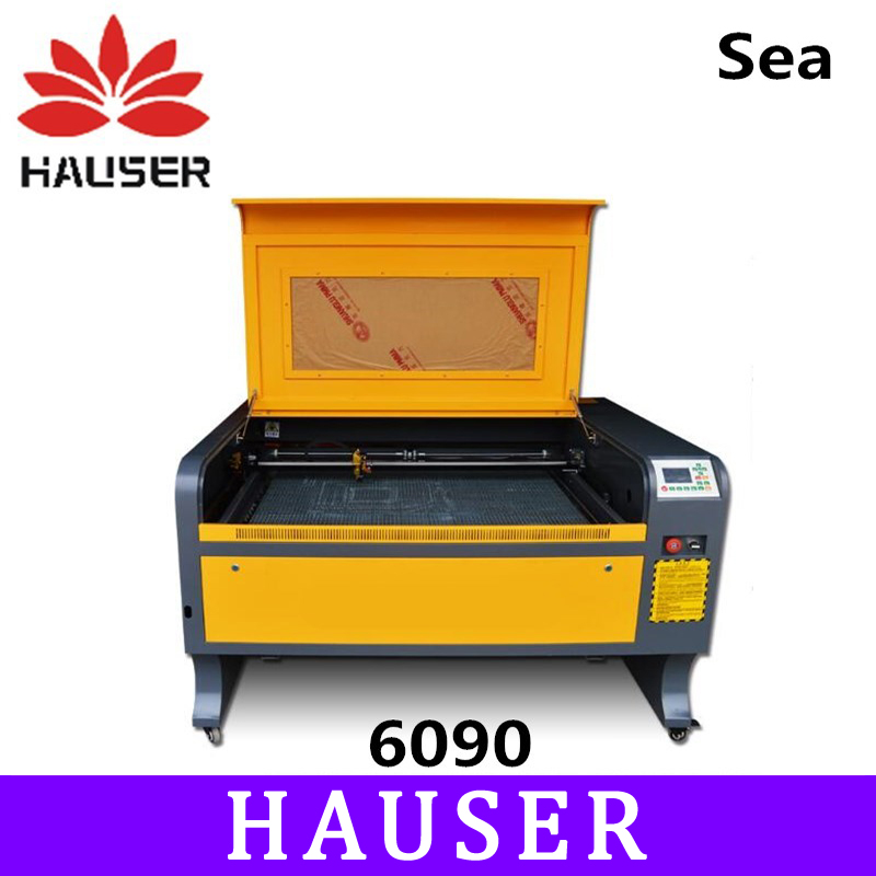 Free shipping HCZ co2 6090 100W laser cutting machine 900 * 600mm laser engraving 220V / 110V acrylic electric lifting platformFree shipping HCZ co2 6090 100W laser cutting machine 900 * 600mm laser engraving 220V / 110V acrylic electric lifting platform