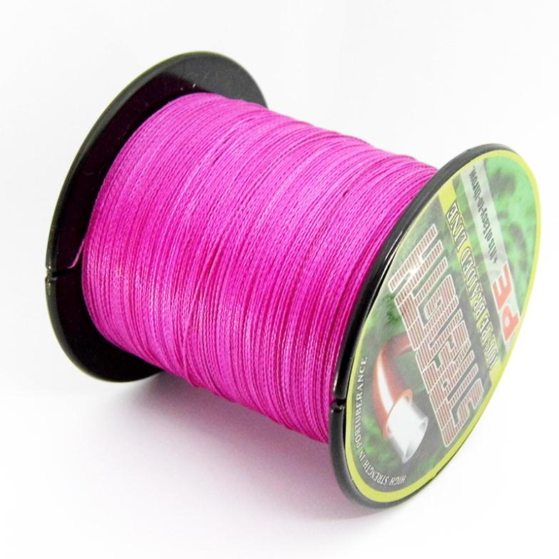 Braided fishing line for Pink braided fishing line