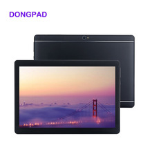 10 дюймов 1920*1200 IPS экран оригинальные dongpad логотип 4 г LTE Android 5.1 Tablet PC Оперативная память 32 ГБ Встроенная память 5MP Камера таблетки телефон
