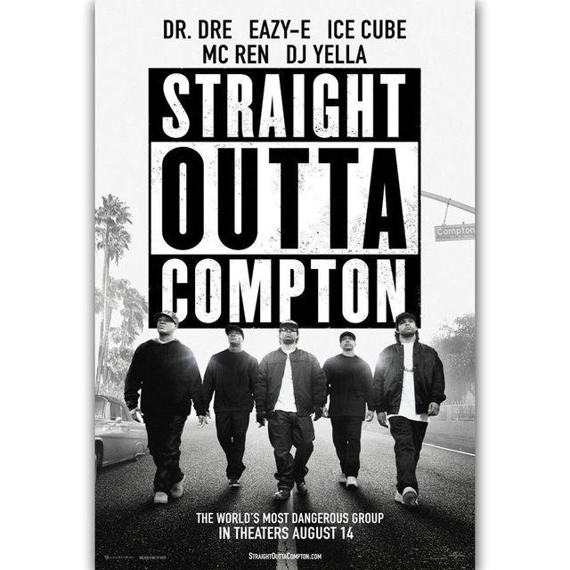 Mq2065 Nwa Straight Outta Compton Dr  Dre Eazy E Ice Cube