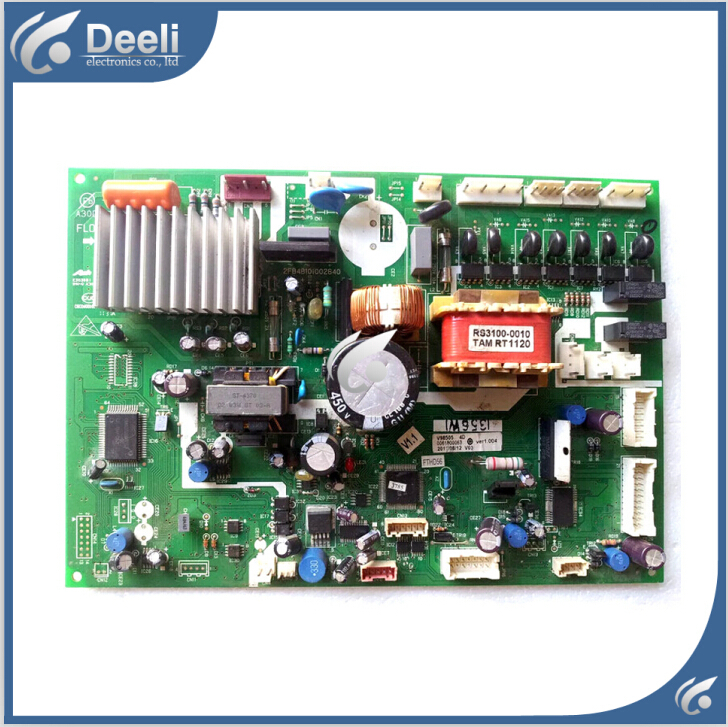 95% new good working for refrigerator pc board motherboard bcd-356wacb bcd-356wacv 0061800063 95% new good working 100% tested for haier refrigerator motherboard pc board bcd 216st bcd 226sc bcd 226st original on sale
