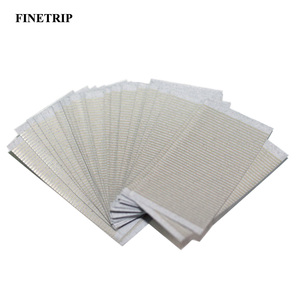 Image 3 - FINETRIP CNPAM  Silver For BMW 5 Series E34 LCD Display Pixel Repair Ribbon Instrument Speedometer Dash Cluster Cable 10pcs