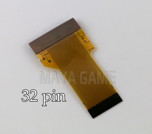 Image 2 - OCGAME Original DIY Modified Highlight Version SP LCD Ribbon Cable Ribbon Flex Cable 32 pin for GBA 32pins