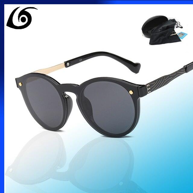 0815 Fashion Women Sunglasses Men Shades Luxury Brand Designer Mono  Sun glasses Integrated Eyewear Candy Color UV400