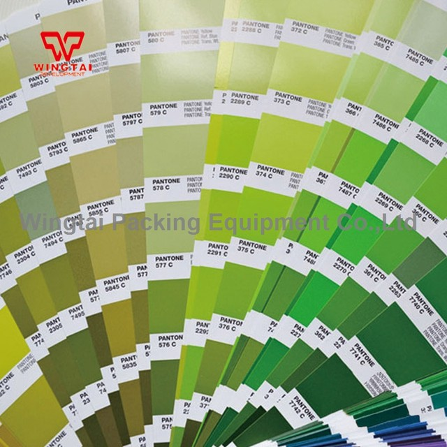 Online Shop 1 Setpack Pantone Color Card Gp1601n Formula Guide