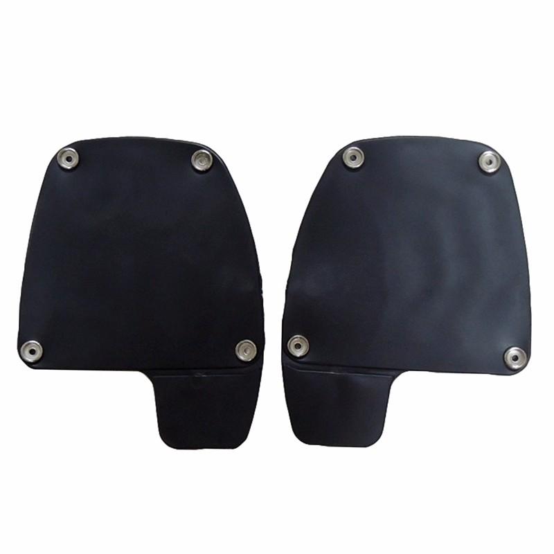 Painted Black Lower Vented Leg Fairing Gloves Box For Harley Touring Models Road King FLT FLHT FLHTCU Street Glide Ultra-Classic (7)