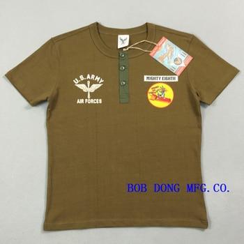 BOB DONG, Винтажная Футболка с принтом багса Банни, Мужская футболка в стиле милитари, Мужская футболка с коротким рукавом, летние топы