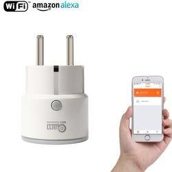 NEO Coolcam WiFi Smart Plug Mini Беспроводная умная розетка, совместимая с Alexa Echo, Google Home, IFTT с функцией синхронизации
