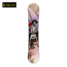 Customizable Ski Snowboards Skiing Board With Carbon Fiber P-Tex Base Custom Design Outdoor Sports Equipment Freestyle