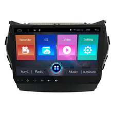 OTOJETA autoradio Android 7.1 2GB ram+32GB rom car dvd player for hyundai IX45 santa fe 2013-2014 auto head untis BT stereo gps